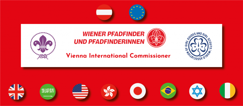 Banner Vienna International Commissioner